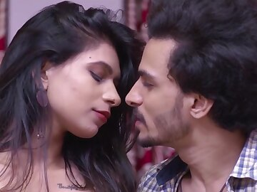 Hot Indian fetter - crestfallen intercourse with exotic chubby tits babe